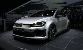 Volkswagen Golf R 400 Concept | News | Car and Driver