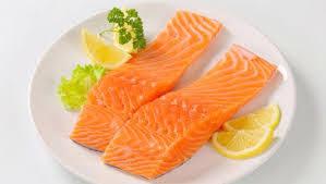 Kết quả hình ảnh cho cá hồi sốt chanh