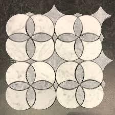 marble floor feature tiles