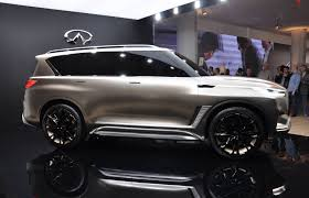 2018 infiniti new models. delighful infiniti infiniti qx80 monograph throughout 2018 infiniti new models m