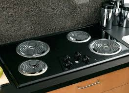 electric countertop stove general electric countertop stove electric countertop stove with downdraft