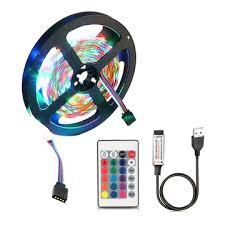 <b>ZDM</b> - 2RGB06N5 - <b>15 5V</b> USB Powered SMD 2835 Color LED ...