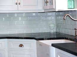 grey backsplash with white grout tile for kitchen subway gray grout with white glass colors awesome