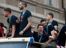 ยูโร 2020 ประกาศทีมยอดเยี่ยม - อิตาลีติด 5 คน - โรนัลโดหลุดโผ - ข่าวสด