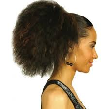 Pony Tail Hair Style daily hairstyles for drawstring ponytail hairstyles for black hair 5477 by wearticles.com