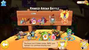 Ranked Arena Battle   Angry Birds Wiki