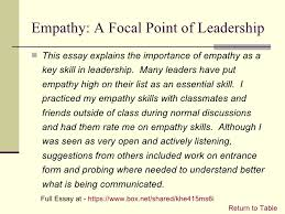 essay on leadership short essay on leadership