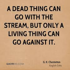 Gk Chesterton Quotes Fascinating G K Chesterton Quotes QuoteHD