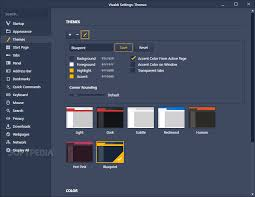 Browser Themes Vivaldi 1 3 Released With Custom Browser Ui Themes Improved Privacy