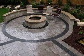 backyard paver designs. Brilliant Backyard Decor Of Backyard Paver Patio Ideas Designs Inspired Home  Interior Design In