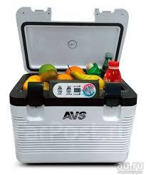 <b>Холодильник</b> автомобильный <b>AVS CC</b>-<b>19WBC</b> 19л 12V/24V/220V ...
