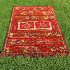 antique moroccan berber rug img 9529