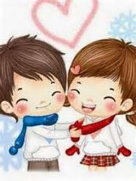 cute love cartoon couples cute little love couple pictures hd free