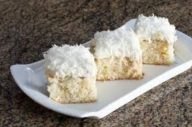 Recipe For Coconut Poke Cake