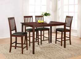 essential home cayman  piece high top dining set