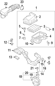 parts com® hyundai sonata engine appearance cover oem parts diagrams 2010 hyundai sonata se l4 2 4 liter gas engine appearance cover
