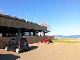 wonderful waterfront patio review of the palmwood crystal beach canada tripadvisor