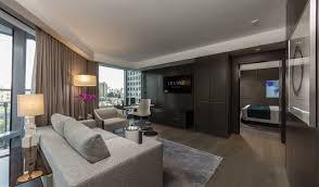 Hotel Suites In Vancouver Trump Hotel Vancouver One Bedroom - One bedroom suite