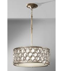 feiss f2568 3bus lucia 3 light 19 inch burnished silver chandelier ceiling light in standard