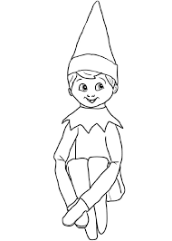 I hope you enjoy some cute elf free printable coloring sheets for your kids, because they will love this adorable surprise. 12 Most Beautiful Best Elf Tures Color The Shelf Coloring Page For Elfie And Kids Colour Sheets Pages Christmas Imagination Oguchionyewu