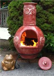 slight variations in height weight texture craftsmanship and color further enhance the individuality of each mexican chiminea and clay rain cap