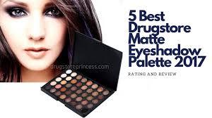 5 Best Drugstore Matte <b>Eyeshadow Palettes</b> 2017