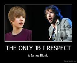 Singer James Blunt claims he prevented World War III - OMG Facts ... via Relatably.com