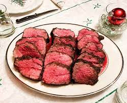 preparing a whole beef tenderloin and