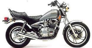 yamaha xj550 maxim 1982