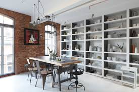 20 Industrial Dining Room Ideas for 2018
