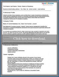 Business Owner Resume Impressive Sample Business Owner Resumes