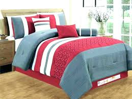 red and grey nursery bedding gray comforter set black white sets queen large size of full red blue gray bedding