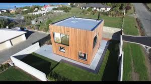 Modern Cube-shaped House Architecture Design Idea