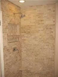 travertine subway tile shower. Delighful Shower Travertine Bath Subway Tile Shower Modern Bathroom Throughout Subway Tile Shower I