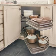 Corner Shelves For Kitchen Cabinets Corner Organizers Shop For Blind Corner Kitchen Cabinet 49