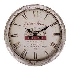 bordeaux vintage wall clock australia
