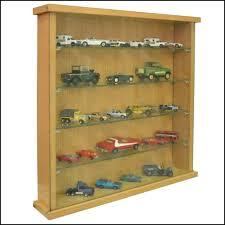 small display cabinet vintage wood