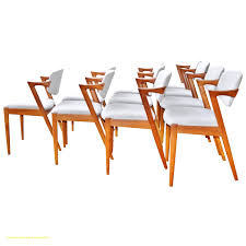 kai kristiansen teak z chairs model 42 set of 4 top result inspirational mid century modern dining table and chairs