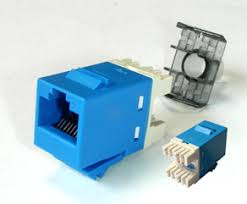 all products bismon cat 6 modular jack rj45 sl series blue color