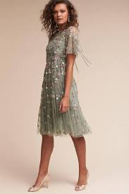 dress to wear to a wedding as a guest. anthropologie bobbi wedding guest dress #anthrofave to wear a as