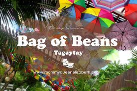 bag of beans. Fine Bag And My Parents Visited The Place Together With Kids It Was Exactly  Lunch Time When We Arrived Place Jampacked As Usual Bag Of Beans With Of N