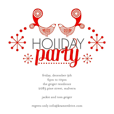 Printable Holiday Party Invitations Holiday Party Invite Template Rome Fontanacountryinn Com