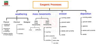 Exogenic Forces Classification Clear Ias