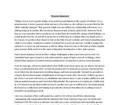 Ucas Personal Statement Examples Undergraduate Personal Statement Essay Examples