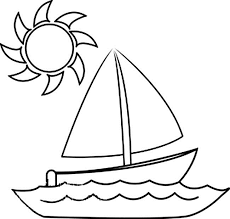 Small Picture Happy Boat Coloring Pages Awesome Design Ideas 2251 Unknown