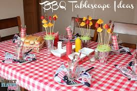 Bbq Table Decoration Host The Ultimate Bbq Party Bbq Party Ideas Tablescape