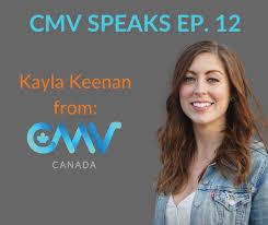 Meet Kayla Keenan from CMV Canada | National CMV Foundation