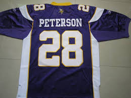 Discount 28 Colo Jerseys Vikings For – Wholesale Minnesota Authentic Adrian Purple Cheap Quality Equipment Peterson Sale