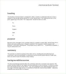 Executive Memo Templates Beauteous Executive Memo Template Letter Format Example Examples Thewhyfactorco