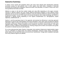 executive summary format for project report green emotion project project results freedom of movement